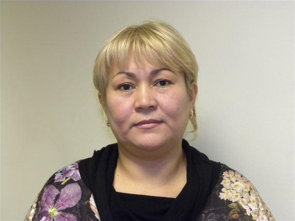 Домработница Азадахан Эргешовна