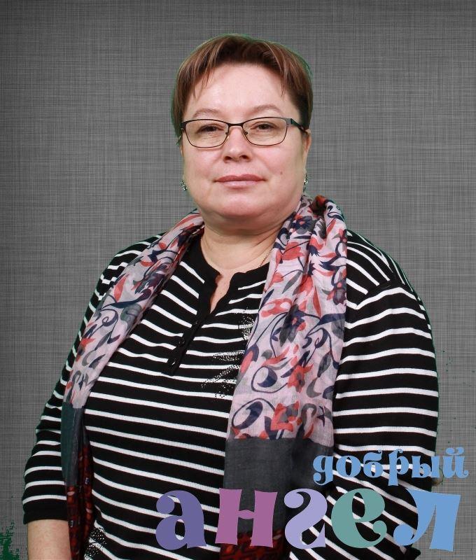 Домработница Анжела Ауреловна