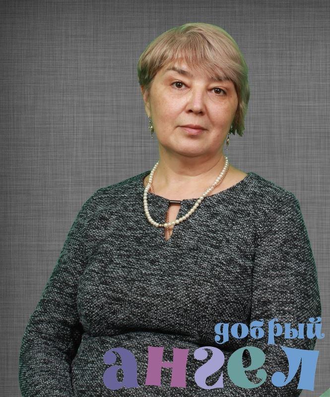 Гувернантка Наиля Усмановна