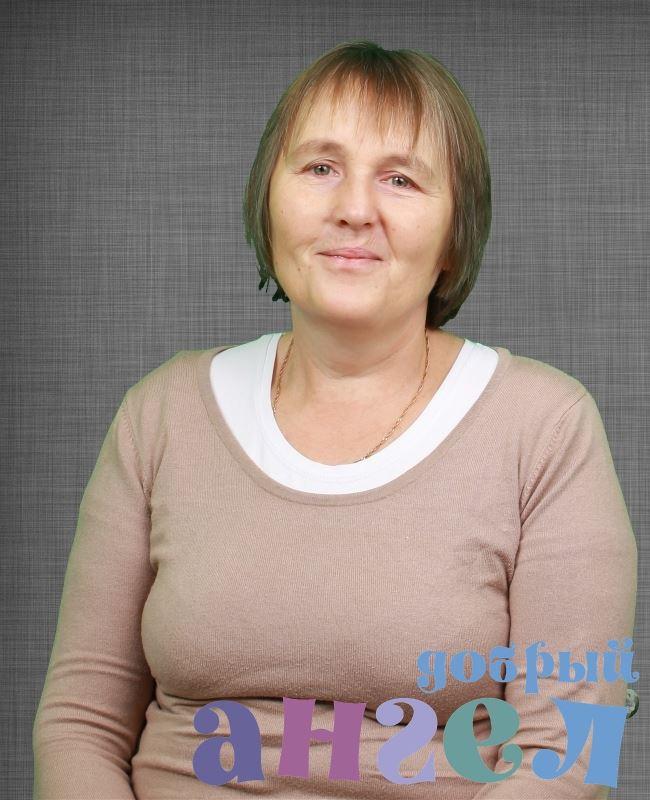 Домработница Елена Семёновна