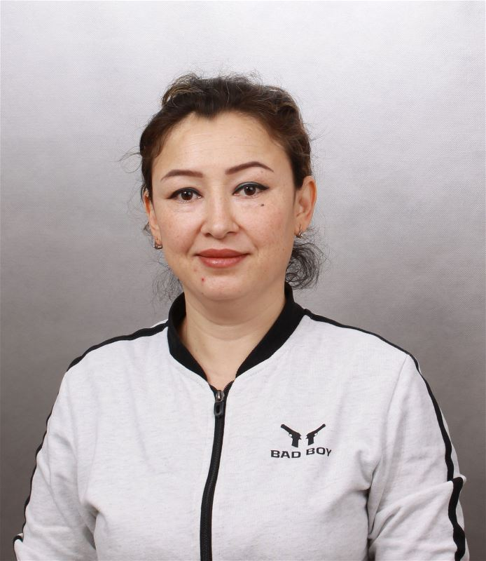 Домработница Кандия Мамасалиевна
