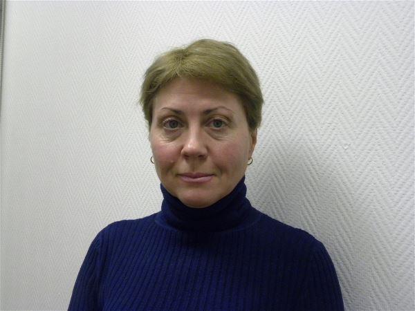 Домработница Людмила Евгеньева