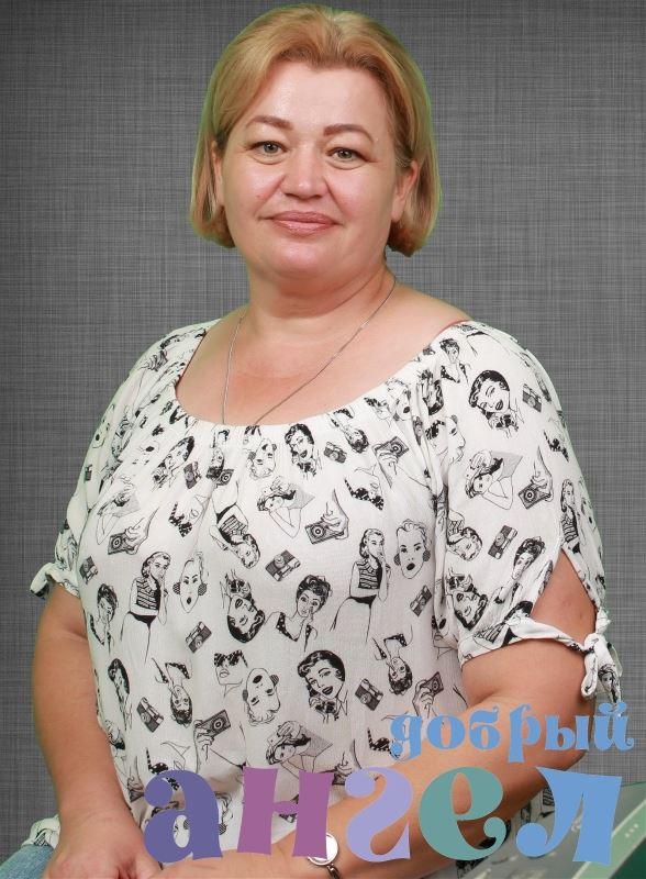 Няня Любовь Васильевна