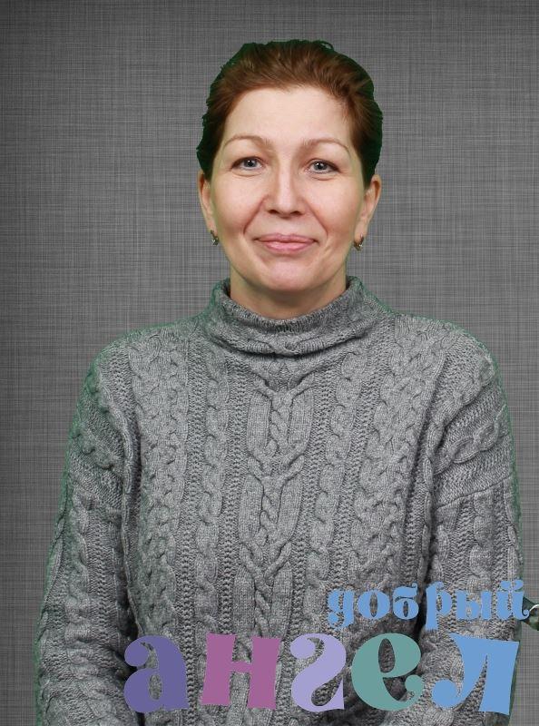 Няня Надежда Васильевна