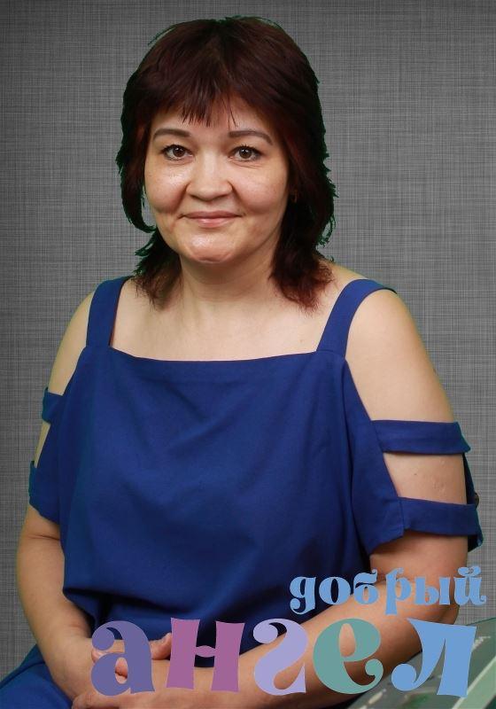 Домработница Зухра Гоклановна