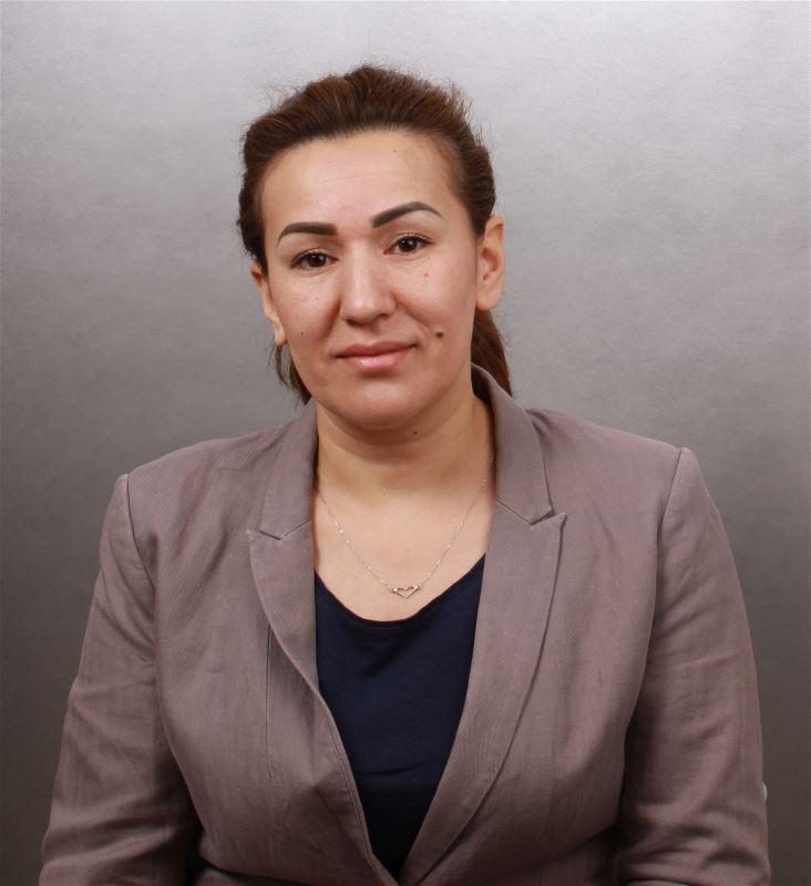 Домработница Гулзера Азатовна