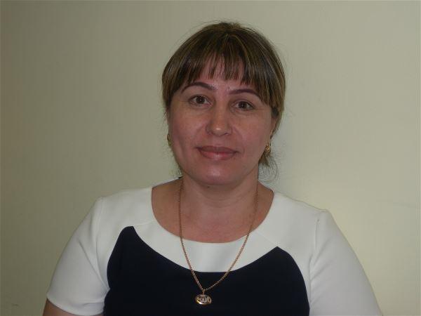 Домработница Гулчехра Саидкуловна