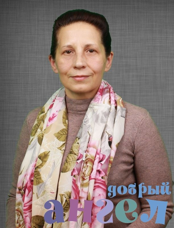 Гувернантка Елена Константиновна