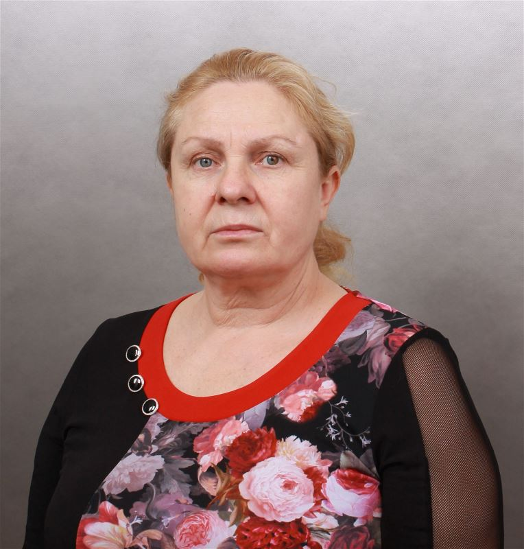 Домработница Надежда Ивановна