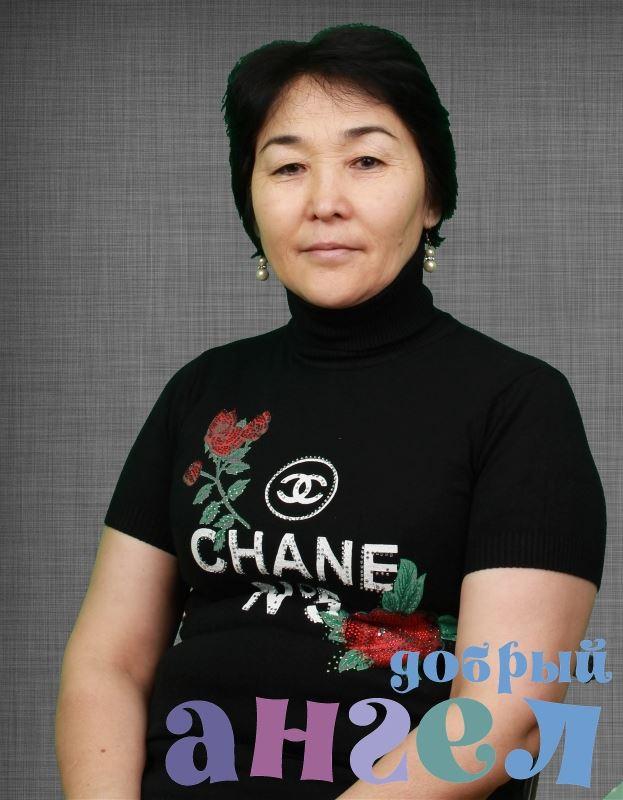 Домработница Гульнура Хасанбаевна