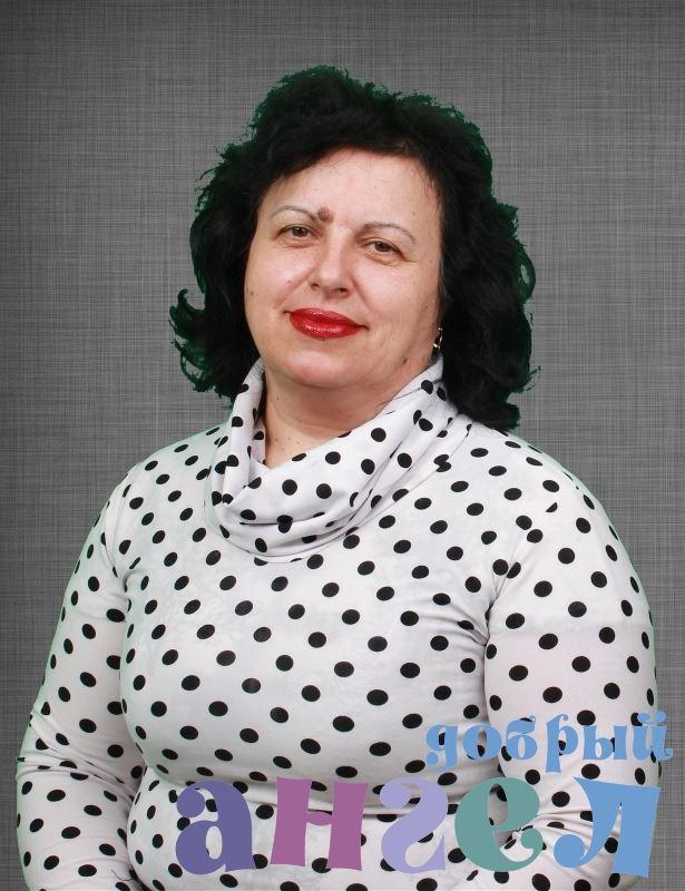Домработница Людмила Михайловна