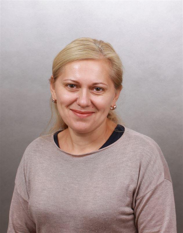 Домработница Ольга Анатольевна