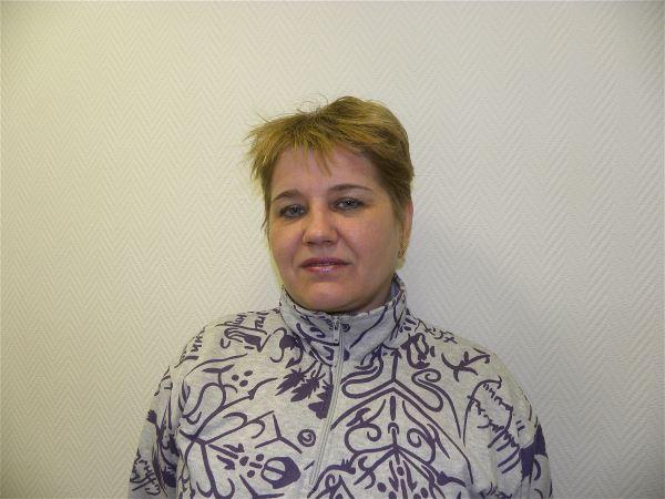 Домработница Юлия Ивановна