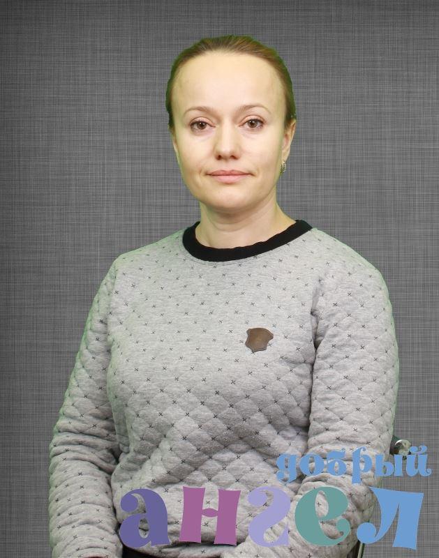 Домработница Елена Ильинична