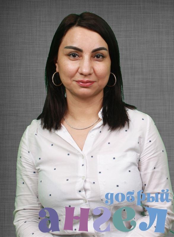 Домработница Ангилина Шамсудиновна