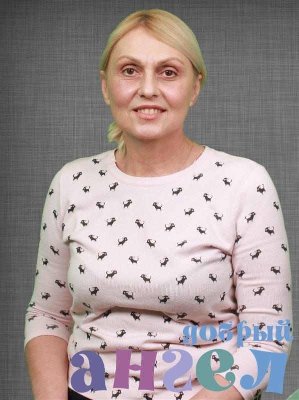 Семейная пара Елена Михайловна