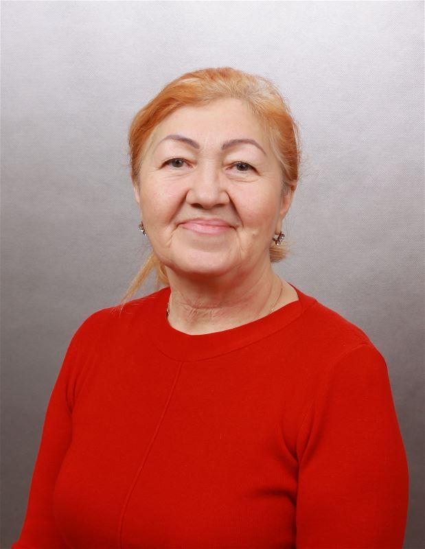 Домработница Нурсана Шагимардановна