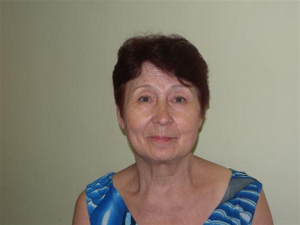 Домработница Людмила Израйлевна