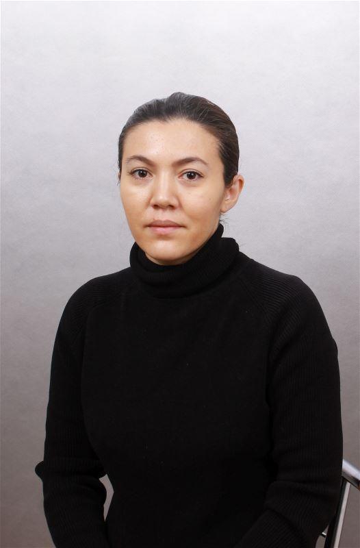 Домработница Гулбахор Абдималиковна