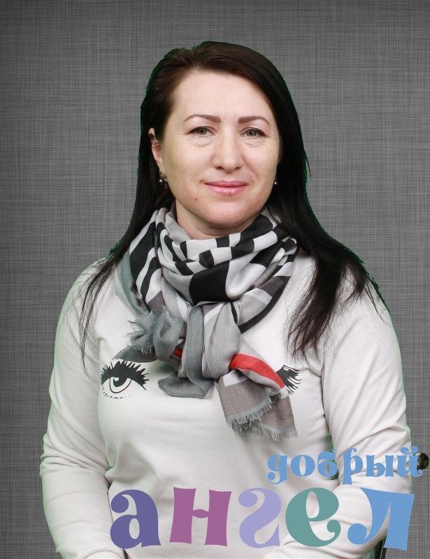 Няня Людмила Николаевна