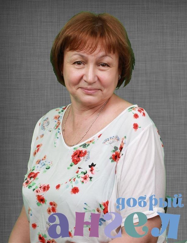 Домработница Ольга Ивановна