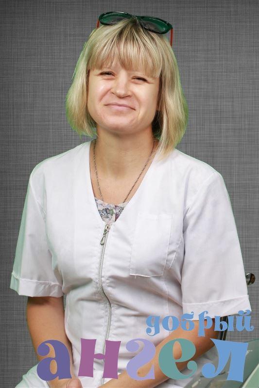Няня Елена Алексеевна