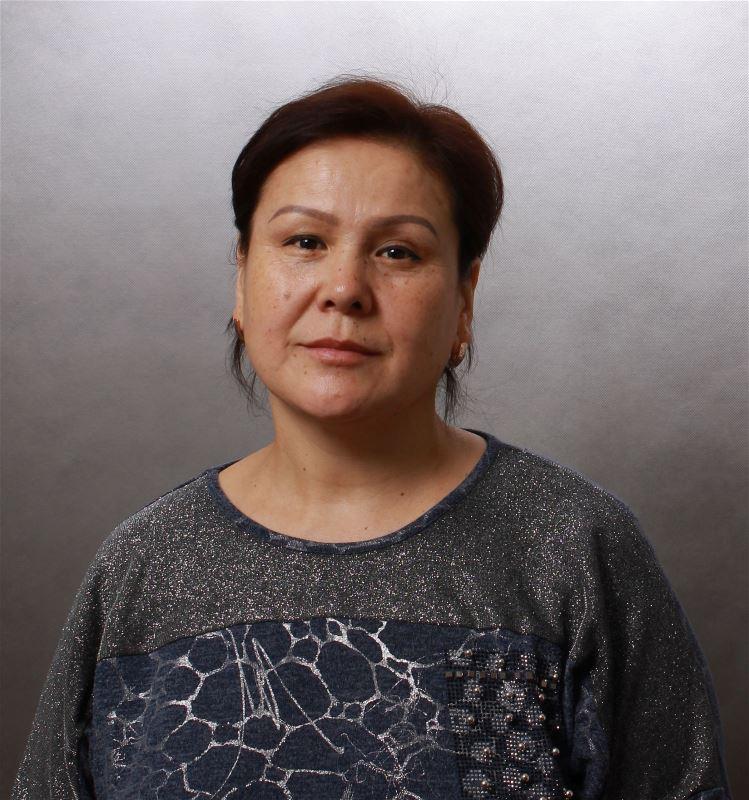 Домработница Толгонай Нуралиевна