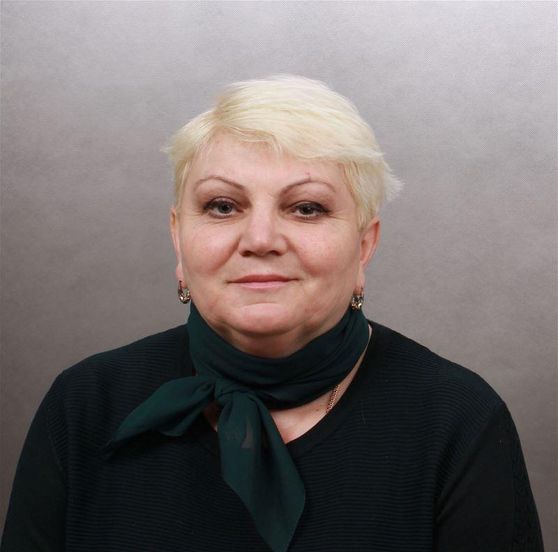 Домработница Любовь Васильевна