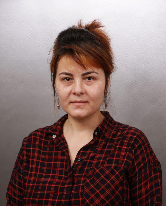 Домработница Шахсанам Сухрабовна