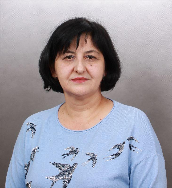 Домработница Махфират Саидовна