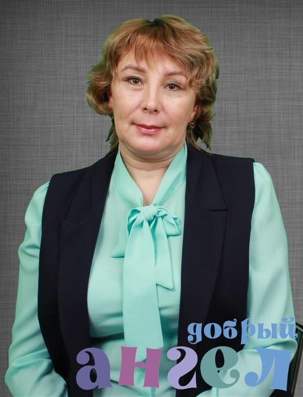 Няня Светлана Геннадьевна