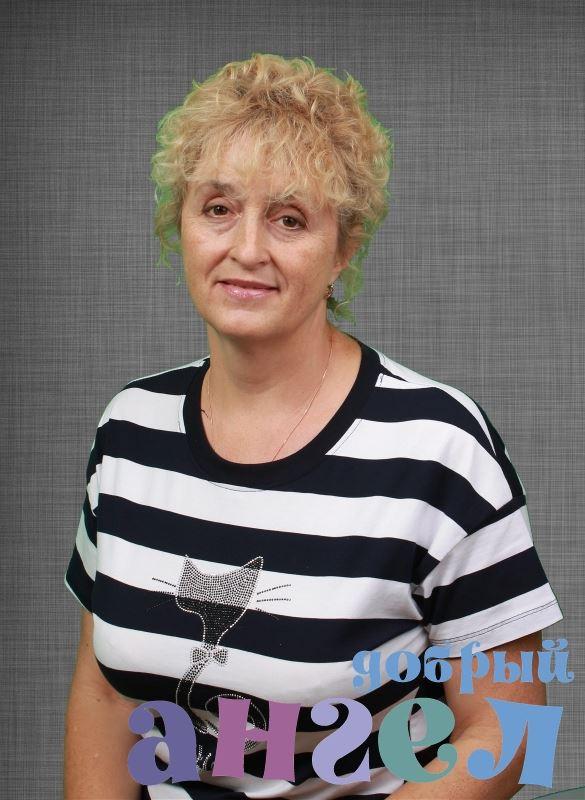 Няня Ирина Дмитриевна