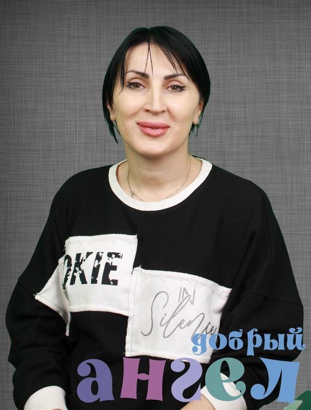 Домработница Аминат Башировна