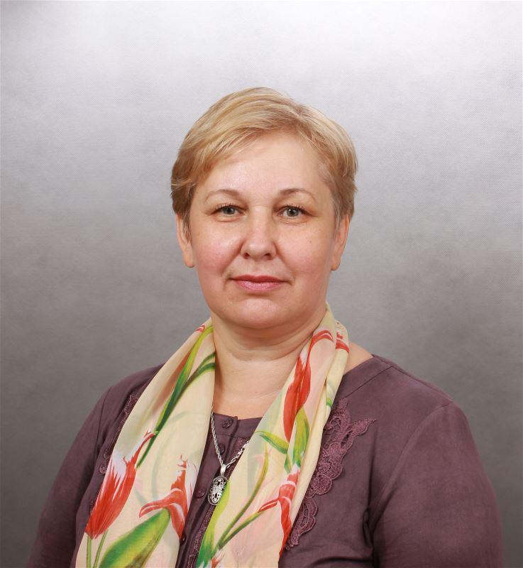 Домработница Евгения Леонидовна