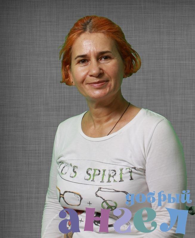 Домработница Валентина Николаевна