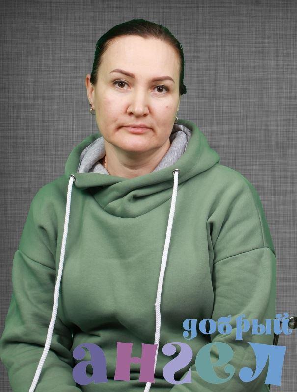 Семейная пара Ирина Петровна