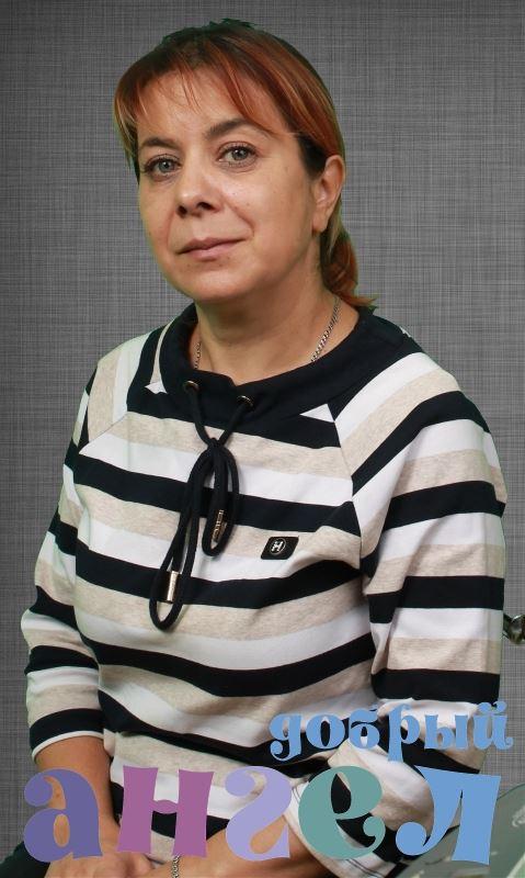 Сиделка Алена Евгеньевна