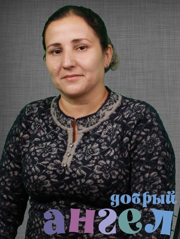 Сиделка Сафармо Абдурасуловна