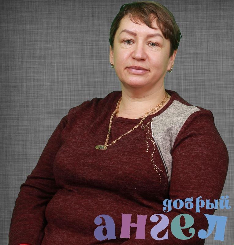 Повар Светлана Борисовна