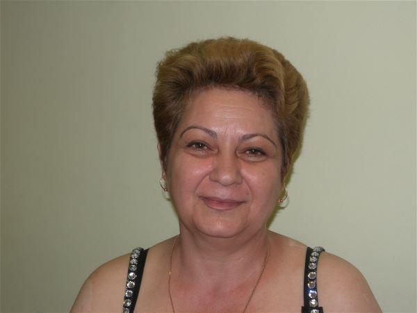 Домработница Рита Аветисовна