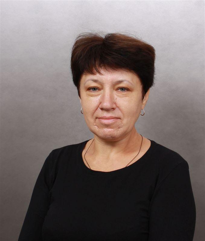 Домработница Евгения Ивановна