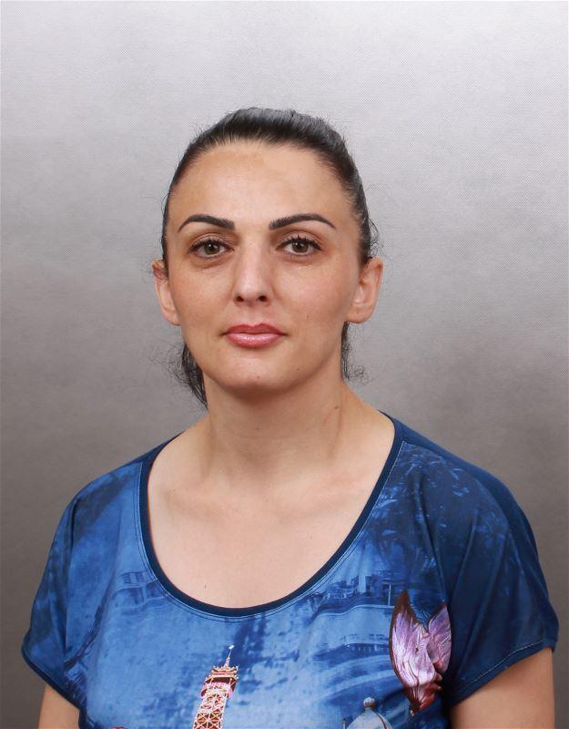 Домработница Бурастан Левановна
