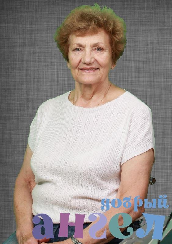 Сиделка Тамара Андреевна