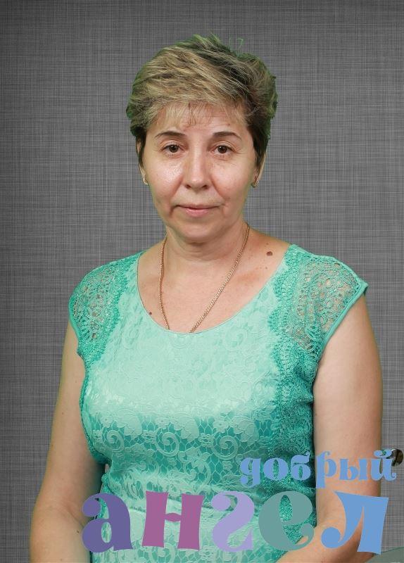 Няня Елена Михайловна