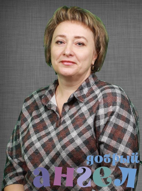 Сиделка Лариса Алексеевна