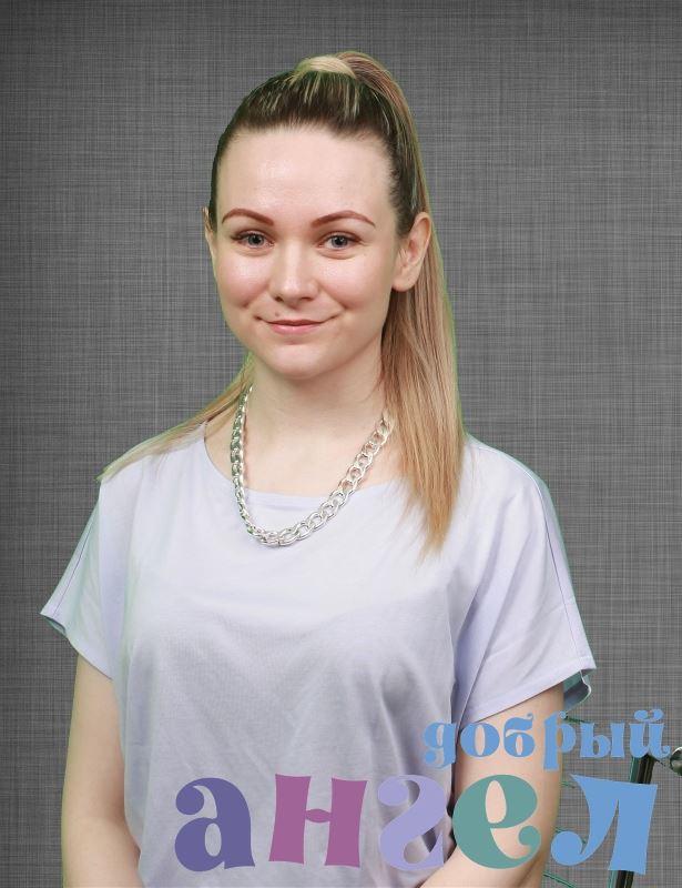Гувернантка Виктория Александровна