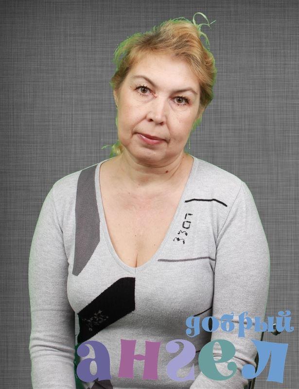 Няня Эльмира Сиреновна
