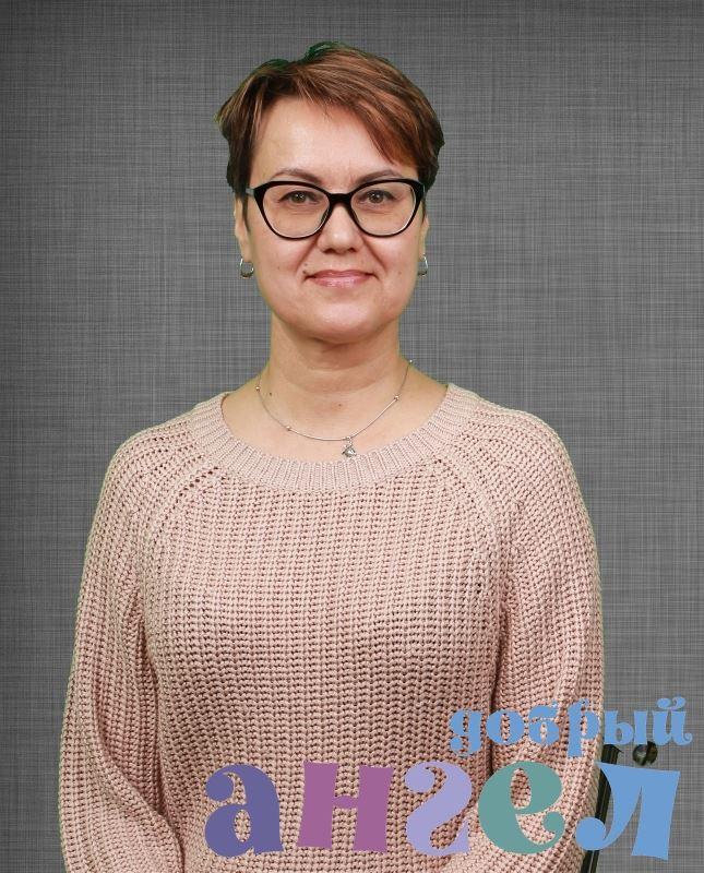 Домработница Гульнара Канифатовна