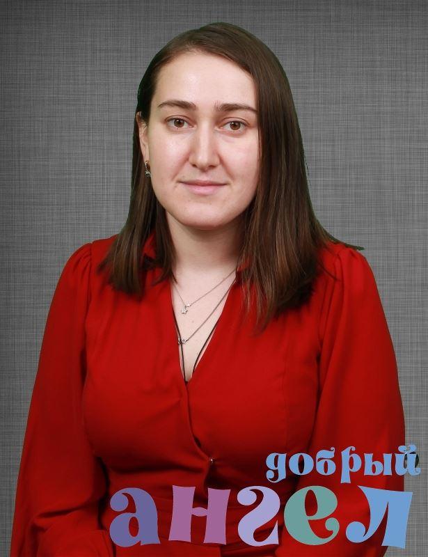 Няня Марина Магомедовна