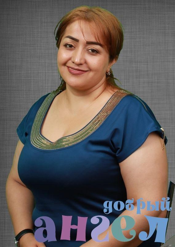 Домработница Рухсора Сафаралиевна